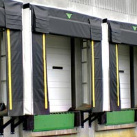 FF Series FLEXFRAME® Dock Shelter